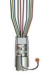 Концевые термоусаживаемые муфты для контрольных кабелей ККТ