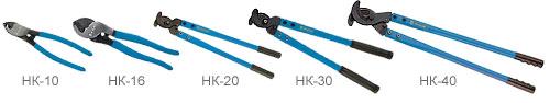 Ножницы кабельные рычажные серии НК